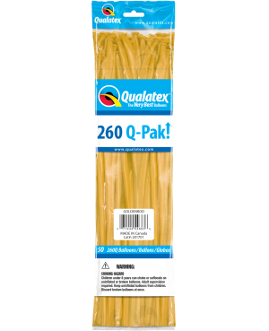 Q- Pack 260Q Golderod (50 Unid)