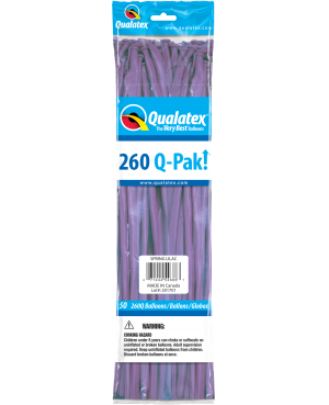 Q- Pack 260Q Spring Lilac (50 Unid)