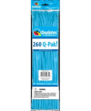 Q- Pack 260Q Robin`s Egg Blue (50 Unid)