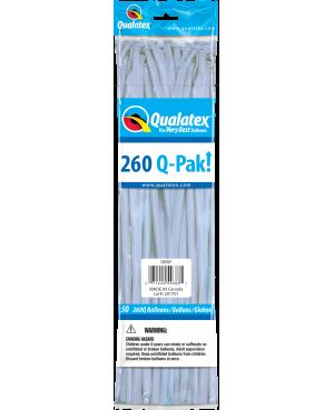 Q- Pack 260Q Gray (50 Unid)