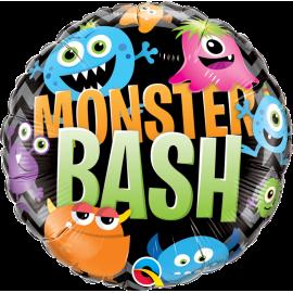 "18"" Monster Bash Chevron (Minimo 3 Unid)"