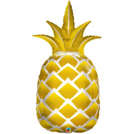 "44"" Golden Pineapple (Minimo 3 Unid)"
