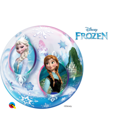 Bubbles Frozen Disney