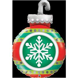 "35"" Snowflake Ormament (Minimo 3 Unid)"