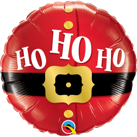 """18"""" Ho Ho Ho Santa´s Belt (Minimo 3 Unid)"""