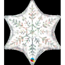 "Dazzling Snowflake 22"" (Minimo 3 unid)"