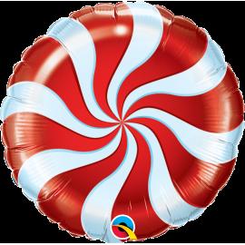 Candy Swirl Red