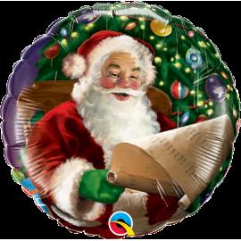 "Santa´s Christmas List 18"" (Minimo 3 Unid)"
