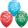 "Christmas Candies & Treats 11"" (25ct)"