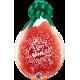 "18"" Merry Christmas Assortment (25unid) Englobadora-Diamond Clear"