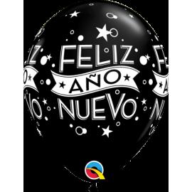 Feliz Año Nuevo- Surtido Gold, Silver, Prl Onyx Black