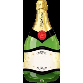 Celebrate Bubbly Wine Bottle SW