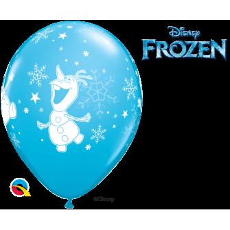 Olaf Dancing