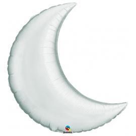 Crescent Moon Silver