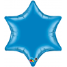 Estrella de 6 puntas Sapphire Blue