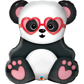 "32"" Lovestruck Panda Bear (Minimo 3 Unid)"
