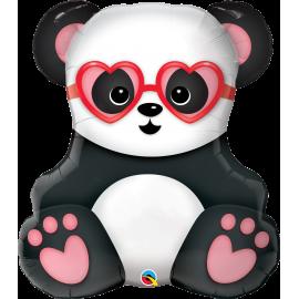 """32"""" Lovestruck Panda Bear (Minimo 3 Unid)"""