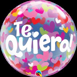 "22"" Te quiero Burbuja (Minimo 3 Unid)"