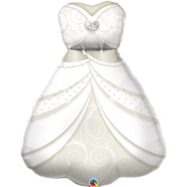 "38"" Bride´s Wedding Dress (Minimo 3 Unid)"
