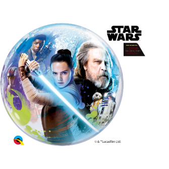"22"" Star Wars, The Last Jedi (Minimo 3 Unid)"
