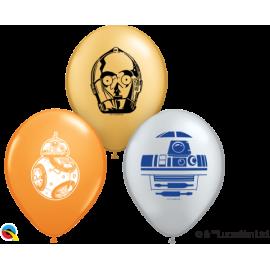 """5"""" Star Wars Droids Assortment (100 Unid)"""