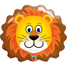 """14"""" Lovable Lion (Minimo 5 Unid) Air-fill"""