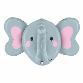 "34"" Elefante Dimensional (Minimo 3 Unid)"