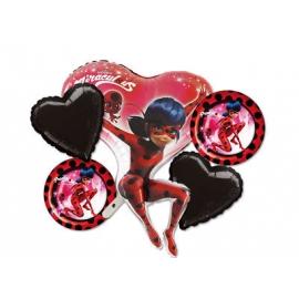 "18"" LadyBug (Minimo 3 Unid)"