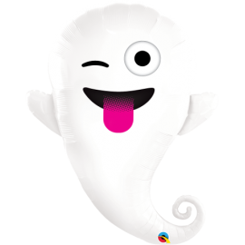 """34"""" Emoticon Ghost (Minimo 3 Unid)"""