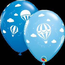 """11"""" Hot Air Balloons (25ct)"""
