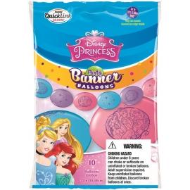 "12"" Disney Princess (Q-Link) 10ct"