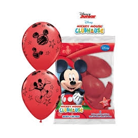 Mickey - Red