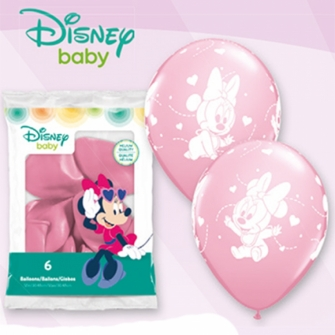 "12"" Baby Minnie (06ct)"