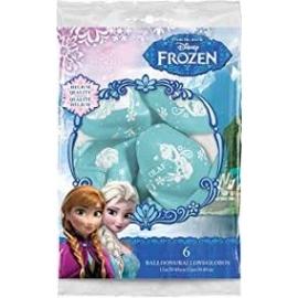 "Anna, Elsa , & Olaf 12"" Caribbean Blue (6ct)"