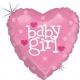 """9"""" Baby Heart Girl (Minimo 5 Unidades)"""