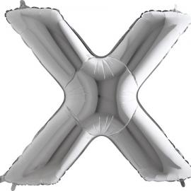 Letra X- Disponibles en 4 Colores -2 Tamaños