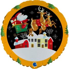 "18"" Santa Claus (Minimo 3 Unid)"