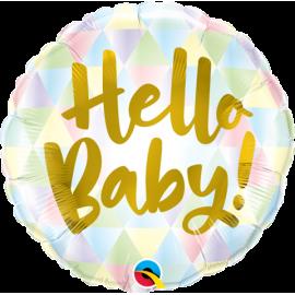 """18"""" Hello Baby !! (minimo 3 unid)"""