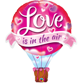 "42"" Love Is In The Air Balloon (Minimo 3 unid)"