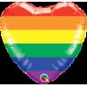 "18"" Rainbow Stripes (Minimo 3 unid)"