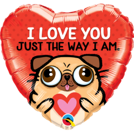 """18"""" I Love You Just The Way I Am (Minimo 3 unid)"""