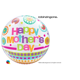 "22"" Mother´s Day Dots & Patterns (Minimo 3 unid)"