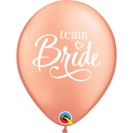 "11"" Team Bride (6ct) 36unid"