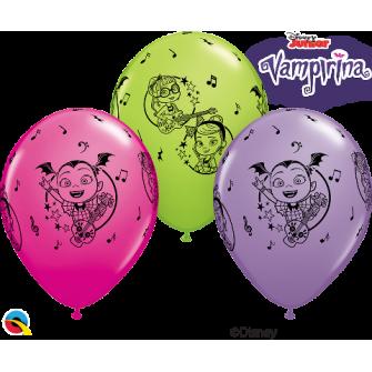 "11"" Disney Vampirina (25unid)"