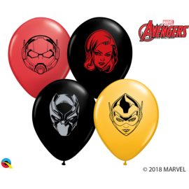 "5"" Marvel´s Characters (100unid)"