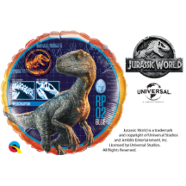 "18"" Jurassic World (minimo 3 unid)"