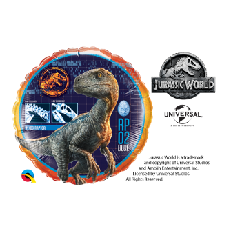 "18"" Jurassic World (minimo 3 unid)"