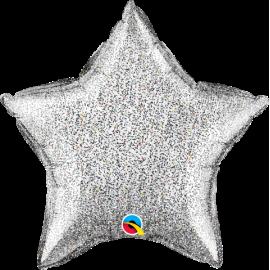 """20"""" Glittergraphic Silver (Minimo 5Unid)"""