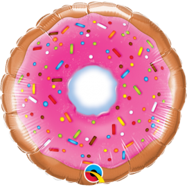 """9"""" Donut (Minimo 5 unid) Air-Fill (Termosellado aire)"""