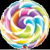 """9"""" Lollipop (Minimo 5 unid) Air-Fill (Termosellado aire)"""